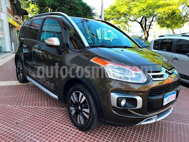 foto Citroën C3 Aircross 1.6 VTi Exclusive My Way usado (2013) color Verde precio $349.990