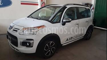 Foto venta Auto usado Citroen C3 Aircross 1.6 VTi Exclusive (2013) color Blanco precio $350.000