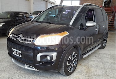 Citroen C3 Aircross 1.6i Exclusive usado (2011) color Negro precio $390.000