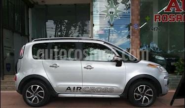 Foto venta Auto Usado Citroen C3 Aircross 1.6i Exclusive (2013) color Gris Claro precio $320.000