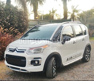 Foto venta Auto usado Citroen C3 Aircross 1.6i SX High Tech (2011) color Blanco Banquise precio $295.000