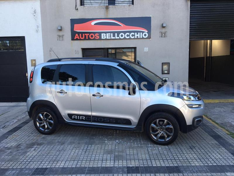 Citroen C3 Aircross 1.6i Exclusive usado (2018) color Gris Aluminium precio $1.200.000