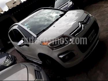 foto Citroën C3 Aircross 1.6 VTi Exclusive My Way usado (2014) color Blanco precio $380.000