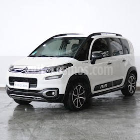Citroen C3 Aircross 1.6 Urban Edition usado (2017) color Blanco precio $913.000