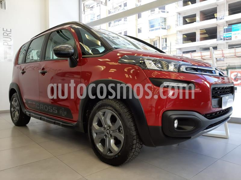 Citroen C3 Aircross Feel VTi Aut nuevo color Rojo Rubi precio $1.650.500