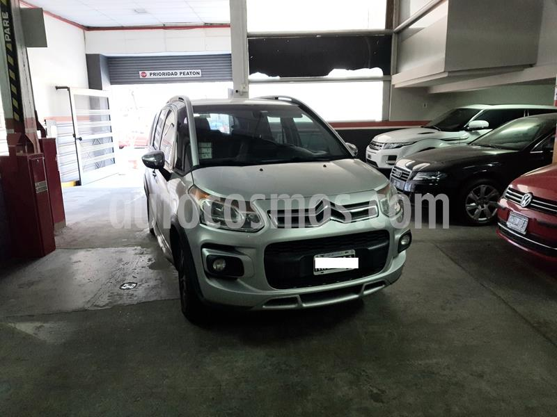 Citroen C3 Aircross 1.6 VTi Exclusive My Way usado (2014) color Gris Aluminium precio $679.000