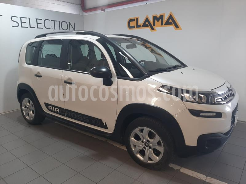 Citroen C3 Aircross Feel VTi usado (2016) color Blanco Nacre precio $1.100.000