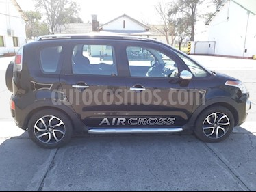 Citroen C3 Aircross 1.6 VTi Exclusive usado (2013) color Negro Perla precio $575.000