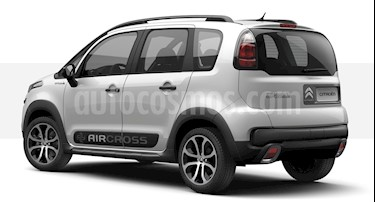 Citroen C3 Aircross 1.6 Urban Edition usado (2017) color Blanco Nacre precio $900.000