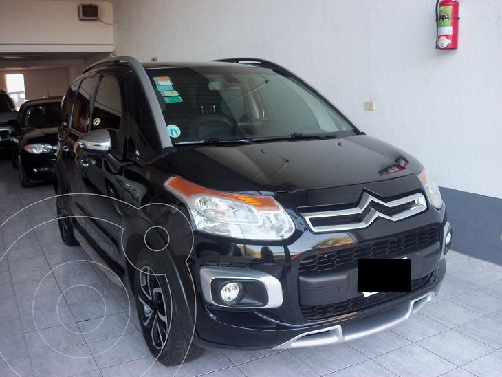 Citroen C3 Aircross 5P 1.6 16V EXCLUSIVE PACK MY WAY usado (2013) color Negro precio $989.900