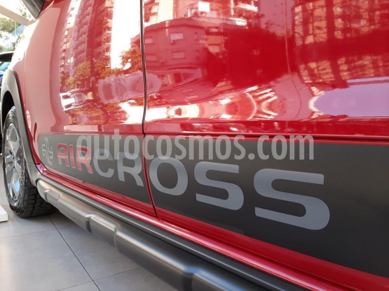 Citroen C3 Aircross Feel VTi nuevo color Rojo precio $1.295.500