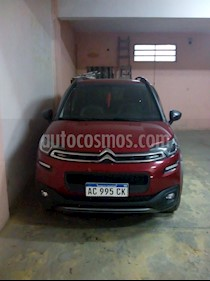 Foto venta Auto usado Citroen C3 Aircross Feel VTi Aut (2018) color Rojo Rubi precio $600.000