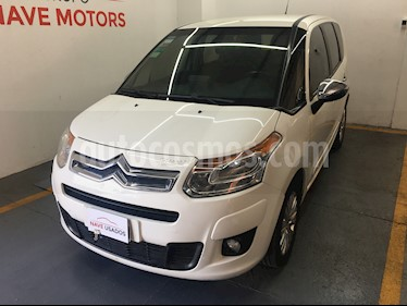 Citroen C3 Picasso 1.6 VTi Exclusive My Way usado (2015) color Blanco precio $520.000