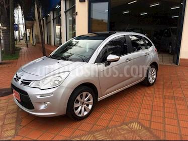 Foto venta Auto Usado Citroen C3 - (2015) color Gris Plata  precio $349.000