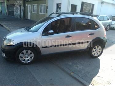 Foto venta Auto usado Citroen C3 1.4 HDi XTR (2007) color Gris Claro precio $189.000