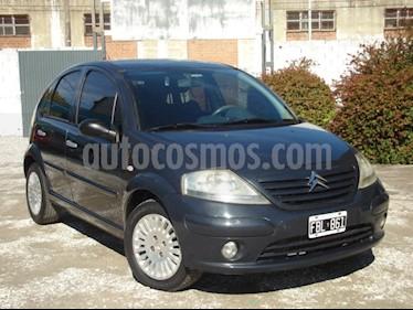 Foto venta Auto usado Citroen C3 1.4 HDi XTR (2005) color Gris Oscuro precio $100.000