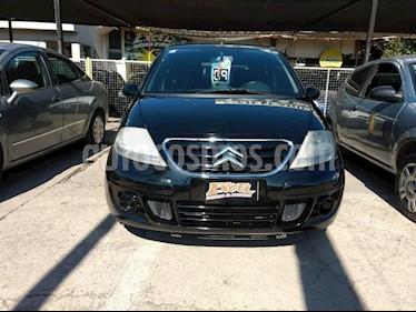 Foto venta Auto usado Citroen C3 1.6i Exclusive (2009) color Negro precio $178.000