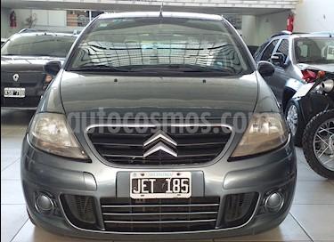 Foto venta Auto usado Citroen C3 1.6i Exclusive (2010) color Gris Oscuro precio $180.000