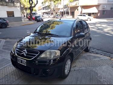 Foto venta Auto usado Citroen C3 1.6i SX (2010) color Negro precio $175.000