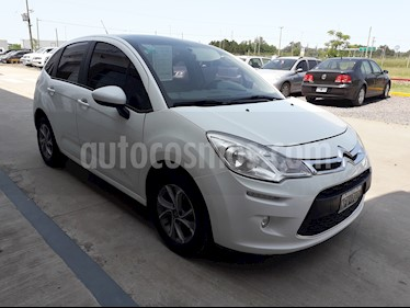 Foto Citroen C3 Tendance Pack Secure  usado (2013) color Blanco Banquise precio $345.000