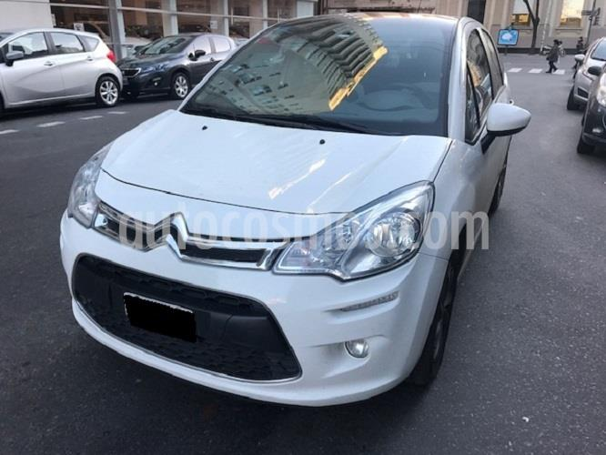 Citroen C3 Tendance Pack Secure  usado (2014) color Blanco Banquise precio $580.000