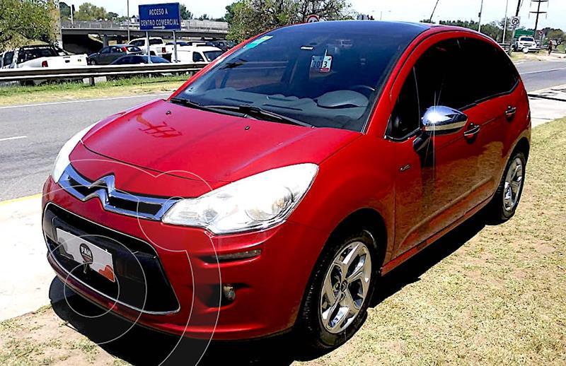 Citroen C3 1.6 Exclusive Vti 115cv usado (2013) color Rojo precio $920.000