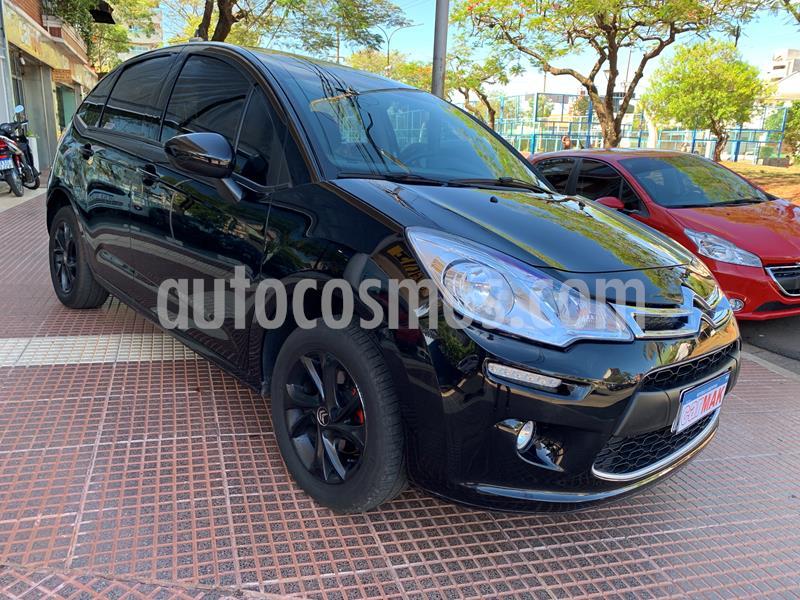 Citroen C3 Feel VTi usado (2017) color Negro precio $1.190.000