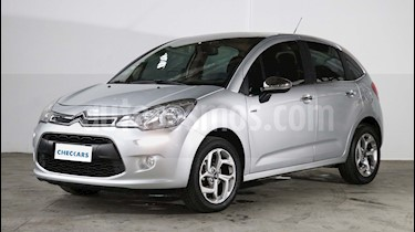 Citroen C3 Exclusive Pack My Way  usado (2014) color Gris precio $470.000