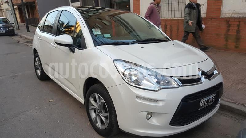 Citroen C3 Tendance Pack Secure  usado (2015) color Blanco Banquise precio $600.000