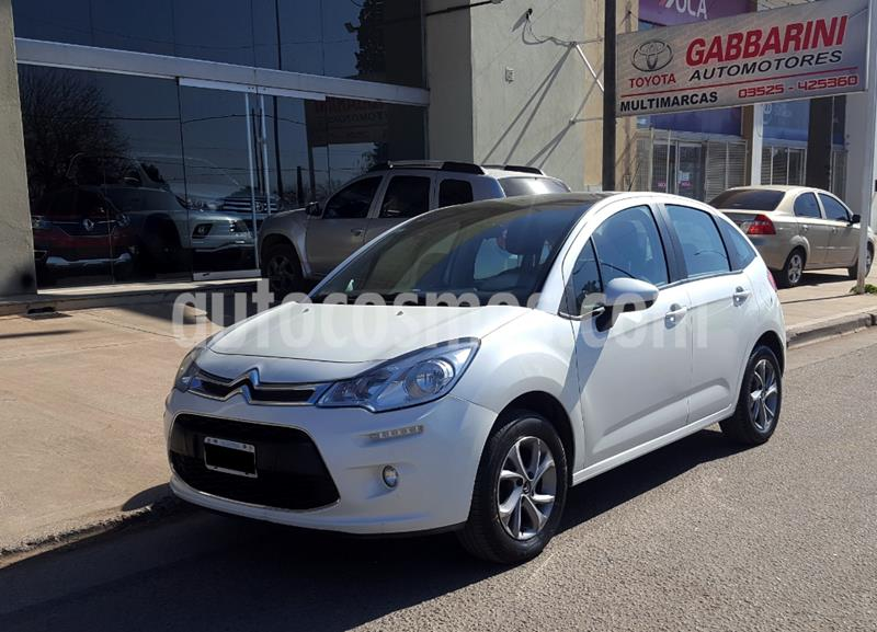 Citroen C3 Tendance Pack Secure  usado (2015) color Blanco precio $590.000