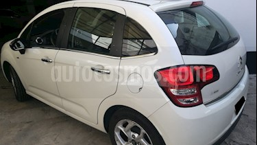 Citroen C3 1.6i Exclusive usado (2014) color Blanco precio $495.000