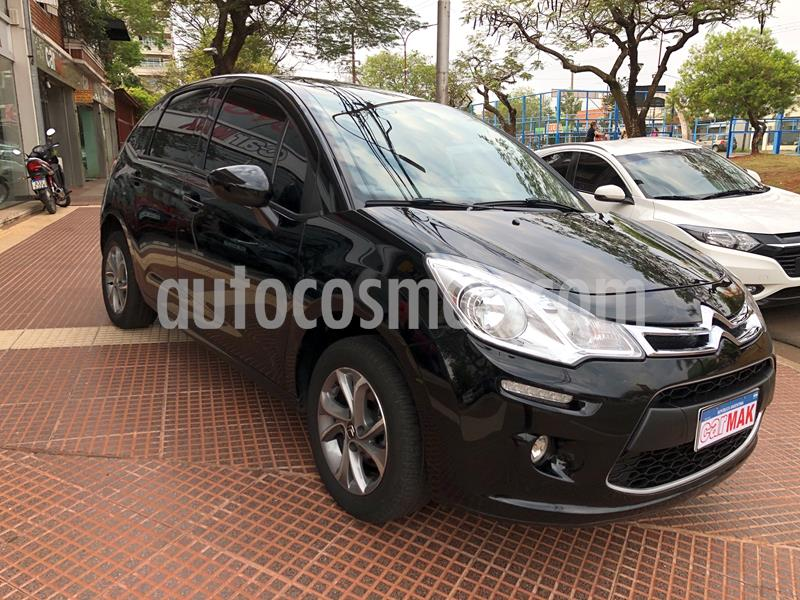 Citroen C3 Feel VTi usado (2017) color Negro precio $1.065.000