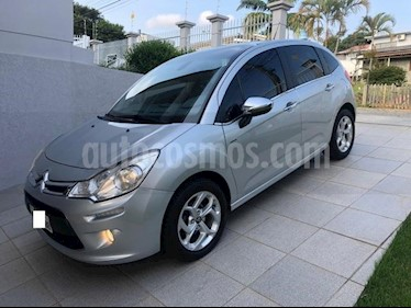Citroen C3 Exclusive Pack My Way  usado (2015) color Gris Aluminium precio $850.000