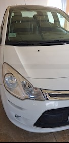 Citroen C3 1.6i Exclusive usado (2013) color Blanco precio $500.000