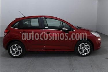 Citroen C3 Shine VTi Aut usado (2018) color Rojo precio $920.000