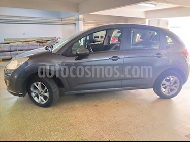 Citroen C3 Tendance Pack Secure  usado (2014) color Gris Grafito precio $409.000