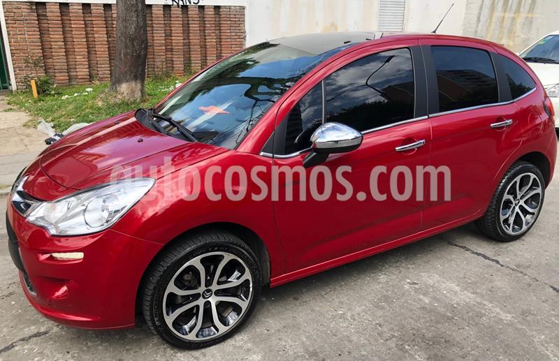 Citroen C3 Infinit VTi Aut usado (2018) color Rojo Rubi precio $1.150.000