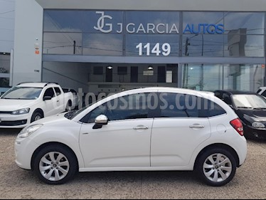 Foto Citroen C3 Exclusive usado (2013) color Blanco precio $449.000