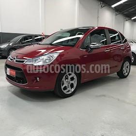 Foto venta Auto usado Citroen C3 Exclusive (2014) color Rojo precio $384.900