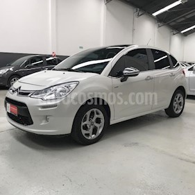 Citroen C3 Exclusive usado (2014) color Blanco precio $434.293