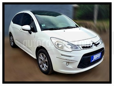 Citroen C3 Tendance Pack Secure  usado (2014) color Blanco precio $477.000