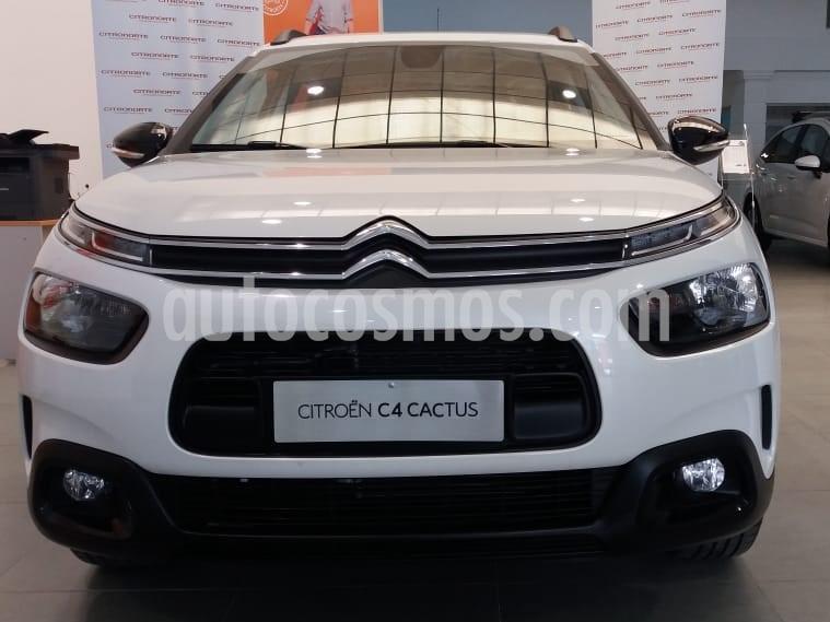 Citroen C4 Cactus Vti 115 Feel Pack nuevo color Blanco Nacre precio $2.050.000