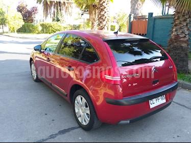 Citroen C4 Hatchback  1.6 SX  usado (2011) color Rojo precio $3.950.000