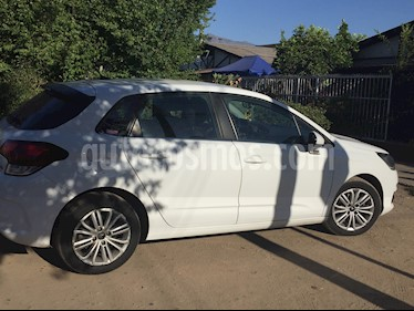 Citroen C4 Hatchback  1.6L BlueHDi 120 Feel Aut usado (2017) color Blanco precio $10.790.000