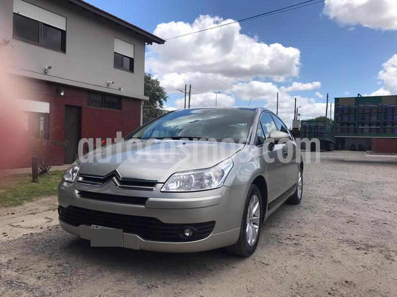 Citroen C4 Hatchback 1.6 X Pack Plus usado (2012) color Gris Cendre precio $652.000