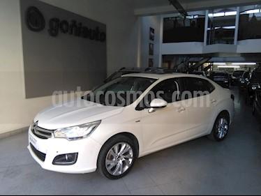 Foto venta Auto usado Citroen C4 Lounge - (2016) color Blanco precio $635.000