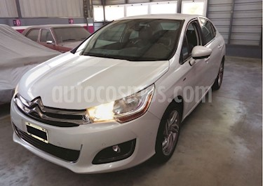Foto venta Auto usado Citroen C4 Lounge 1.6 Exclusive Aut Pack Select (2014) color Blanco Nacarado precio $418.000