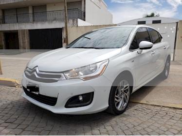 Foto venta Auto usado Citroen C4 Lounge 1.6 Exclusive Aut (2014) color Blanco precio $420.000