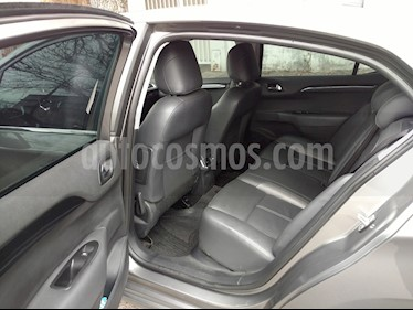 Citroen C4 Lounge 1.6 Exclusive Aut usado (2014) color Gris precio $440.000