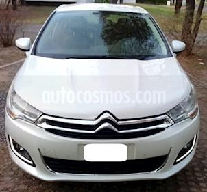 Foto venta Auto usado Citroen C4 Lounge 1.6 Exclusive Aut (2014) color Blanco Banquise precio $369.500